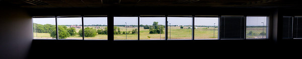 SSC offices overlooking the bucolic Texas countryside.